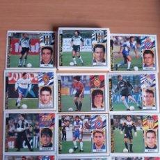 Cromos de Fútbol: ESTE. LIGA 97/98. 30 CROMOS SIN PEGAR.. Lote 222326396