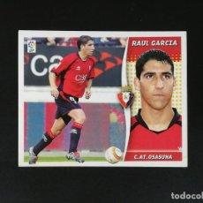 Cromos de Fútbol: OSA RAUL GARCIA OSASUNA 2006 2007 EDICIONES ESTE 06 07 LIGA. Lote 222516290
