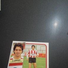 Cromos de Fútbol: SANCHEZ LORENZO LOGROÑES ESTE 1989 1990 CROMO FUTBOL LIGA 89 90 - DESPEGADO - FR0 - 1456. Lote 222586405