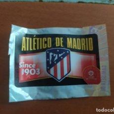 Cromos de Fútbol: CHICLE LIGA 2020 / 2021 20 / 21 ESCUDO - ATLETICO DE MADRID - CHICLES. Lote 222586597