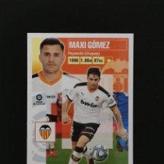 Cromos de Fútbol: VAL17 17 MAXI GOMEZ VALENCIA 2020 2021 EDICIONES ESTE 20 21 LIGA. Lote 222586660