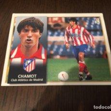 Cromos de Fútbol: CHAMOT - ATLÉTICO DE MADRID - 98 99 1998 1999 - EDICIONES ESTE - NUNCA PEGADO. Lote 222586678