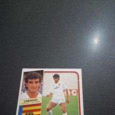 Cromos de Fútbol: CAMARASA VALENCIA ESTE 1989 1990 CROMO FUTBOL LIGA 89 90 - DESPEGADO - FR0 - 1466. Lote 222586813