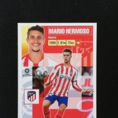 Cromos de Fútbol: ATM08B 8B MARIO HERMOSO ATLETICO DE MADRID 2020 2021 EDICIONES ESTE 20 21 LIGA. Lote 222586861