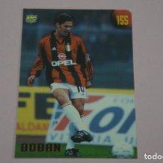 Cromos de Fútbol: CROMO CARD DE FUTBOL BOBAN DEL MILAN Nº 155 CALCIATORI 2000 DE MUNDICROMO. Lote 222848831