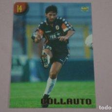Cromos de Fútbol: CROMO CARD DE FUTBOL COLLAUTO DEL BARI Nº 14 CALCIATORI 2000 DE MUNDICROMO. Lote 222849686