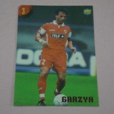 Cromos de Fútbol: CROMO CARD DE FUTBOL GARZYA DEL BARI Nº 3 CALCIATORI 2000 DE MUNDICROMO. Lote 222849712