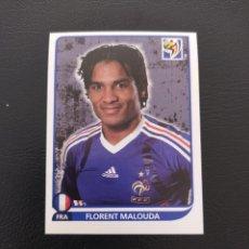 Cromos de Fútbol: 99 FLORENT MALOUDA - PANINI FIFA WORLD CUP SOUTH ÁFRICA 2010 MUNDIAL. Lote 222901737