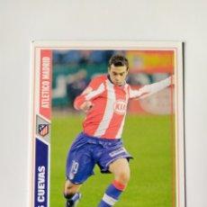Cromos de Fútbol: MUNDICROMO LAS FICHAS DE LA LIGA 2008 DE LAS CUEVAS N° 1173 ATLÉTICO MADRID. Lote 222902020
