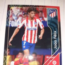Cromos de Futebol: FICHA MEGACRACKS,TEMPORADA 2020/21,EDITORIAL PANINI,JUGADOR JOAO FELIX (AT. MADRID), Nº 50. Lote 223624082
