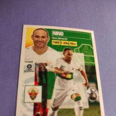 Cartes à collectionner de Football: 17 NINO ELCHE LIGA ESTE 2020 2021 20 21. Lote 226049342