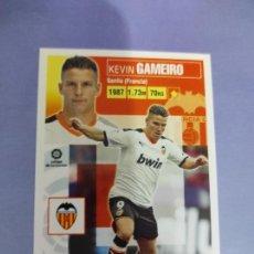 Cartes à collectionner de Football: 16A GAMEIRO VALENCIA LIGA ESTE 2020 2021 20 21. Lote 228366360