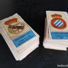 Cromos de Fútbol: GRAN LOTE DE 192 CROMOS COLECCIÓN COMPLETA ÁLBUM GRÁFICAS BACHENDE CAMPEONATO FÚTBOL 1957-1958 57-58. Lote 224725218