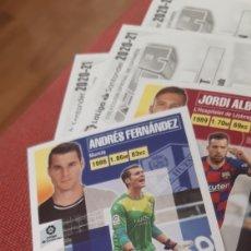 Cartes à collectionner de Football: ANDRES FERNÁNDEZ 3 HUESCA ESTE 20 21.2020 2021. Lote 225536836