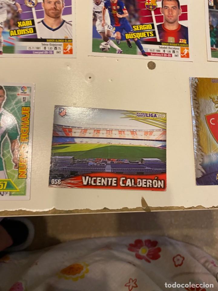 C-2002 CROMO FUTBOL LIGA 2014 MUNDICROMO Nº 056 VICENTE CALDERON (Coleccionismo Deportivo - Álbumes y Cromos de Deportes - Cromos de Fútbol)