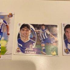 Cromos de Fútbol: C-2002 CROMO FUTBOL LIGA BBVA 2012-13 ESTE Nº11 JESUS VAZQUEZ RC DEPORTIVO. Lote 225565910