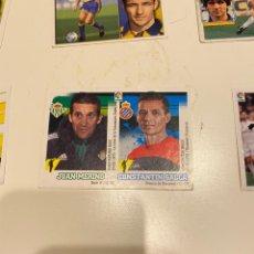 Cromos de Fútbol: C-2002 CROMO FUTBOL LIGA BBVA 2015-26 ESTE Nº39 CONSTANTIN GALCA RCD ESPANYOL JUAN MERINO REAL BES. Lote 225567417