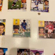 Cromos de Fútbol: C-2002 CROMO FUTBOL LIGA 2092-93 ESTE LACATUS REAL OVIEDO. Lote 225570775