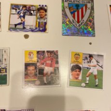 Cromos de Fútbol: C-2002 CROMO FUTBOL LIGA 2092-93 ESTE BALINT R. BURGOS. Lote 225570915