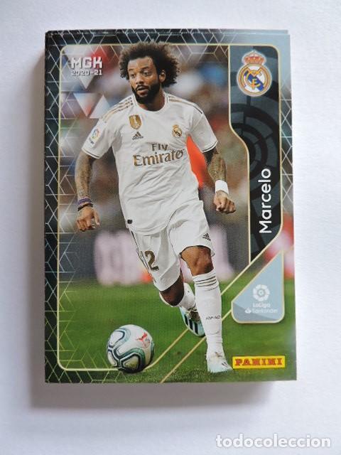 225 - MARCELO - REAL MADRID - MGK - MEGACRACKS LIGA 2020 2021 20 21 - PANINI (Coleccionismo Deportivo - Álbumes y Cromos de Deportes - Cromos de Fútbol)
