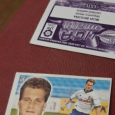 Cromos de Fútbol: SUNDGREN ZARAGOZA ESTE 00 01 2000.2001.SIN PEGAR. Lote 226111130
