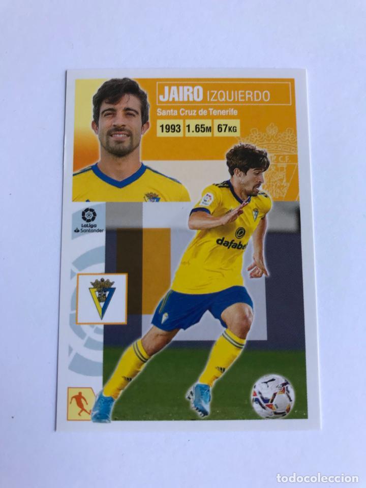 CROMO ESTE 2020-2021 20-21 FICHAJE N 57 JAIRO (Coleccionismo Deportivo - Álbumes y Cromos de Deportes - Cromos de Fútbol)