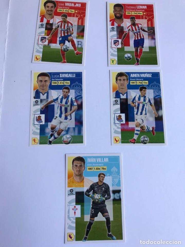 CROMO ESTE 2020-2021 20-21 LOTE COLOCA (Coleccionismo Deportivo - Álbumes y Cromos de Deportes - Cromos de Fútbol)