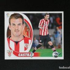 Figurine di Calcio: #023 4BIS 4 BIS CASTILLO ATHLETIC CLUB 2012 2013 EDICIONES ESTE 12 13 SIN PEGAR. Lote 226272410