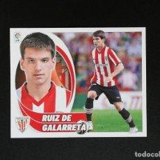 Figurine di Calcio: #024 15BIS 15 BIS RUIZ DE GALARRETA ATHLETIC CLUB 2012 2013 EDICIONES ESTE 12 13 SIN PEGAR. Lote 226276390