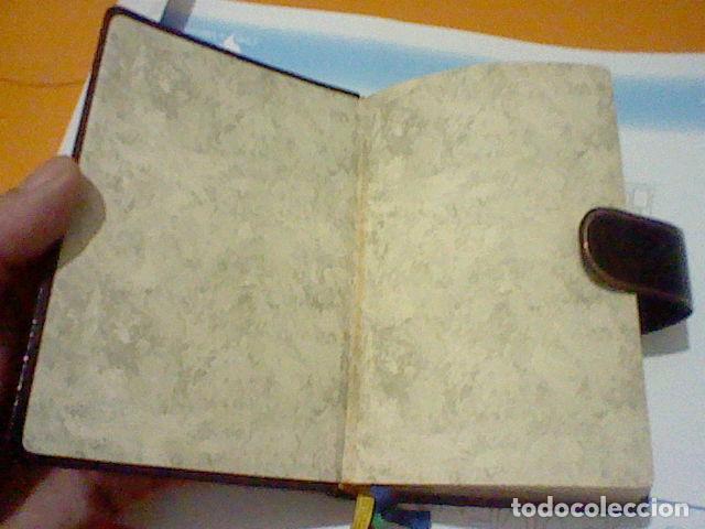 Cromos de Fútbol: MISAL BIBLICO ED REGINA 1966 HOJA PAPEL BIBLIA GALERIAS PRECIADOS PIEL MBE 15 X 10 X 3 CMS 1149 PAG - Foto 4 - 226337415