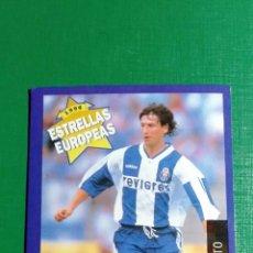 Cromos de Fútbol: DOMINGOS (OPORTO) N°32 ESTRELLAS EUROPEAS PANINI 96. Lote 226371222