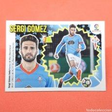 Cromos de Fútbol: (41.5) CROMO LIGA ESTE: 2018-2019 (CELTA) N°5 SERGI GOMEZ. Lote 226371385