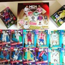 Cromos de Fútbol: GRAN LOTE 140 MEGACRACKS DE PANINI 20 21 CON ELITE ICONOS + CAJA ORIGINAL. Lote 226834490