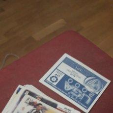 Cromos de Fútbol: RAFA ESTE 99 00 1999 2000 SIN PEGAR MALAGA. Lote 226873965