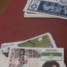Cromos de Fútbol: BENJAMIN BETIS ESTE 99 00 1999 2000 SIN PEGAR. Lote 226874605