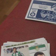 Cromos de Fútbol: ITO BETIS ESTE 99 00 1999 2000 SIN PEGAR. Lote 226874730