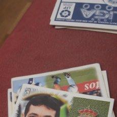 Cromos de Fútbol: BENÍTEZ RACING DE SANTANDER ESTE 99 00 1999 2000 SIN PEGAR. Lote 226874950