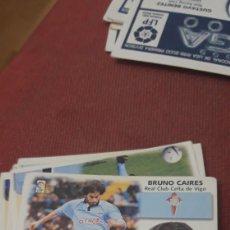 Cromos de Fútbol: BRUNO CAIRES CELTA ESTE 99 00 1999 2000 SIN PEGAR. Lote 226875055