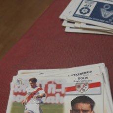Cromos de Fútbol: BOLO RAYO VALLECANO ESTE 99 00 1999 2000 SIN PEGAR. Lote 226875840