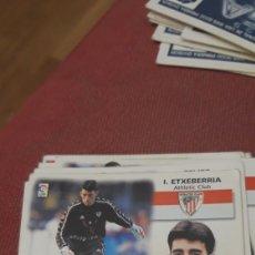 Cromos de Fútbol: ETXEBERRIA ATHLETIC DE BILBAO ESTE 99 00 1999 2000 SIN PEGAR. Lote 226875990