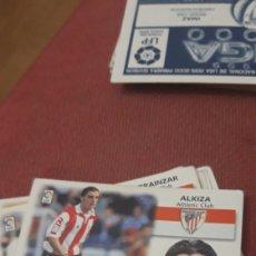 Cromos de Fútbol: ALKIZA ATHLETIC DE BILBAO ESTE 99 00 1999 2000 SIN PEGAR. Lote 226876400