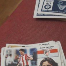 Cromos de Fútbol: LARRAINZAR ATHLETIC DE BILBAO ESTE 99 00 1999 2000 SIN PEGAR. Lote 226876490
