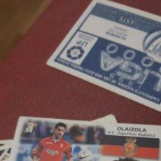 Cromos de Fútbol: OLAIZOLA MALLORCA ESTE 99 00 1999 2000 SIN PEGAR. Lote 226881295