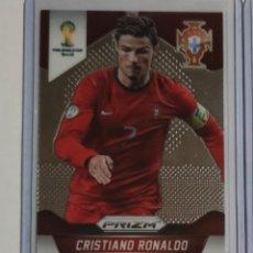 Cromos de Fútbol: PANINI PRIZM 2014 WORLD CUP BRASIL RONALDO FIRST YEAR ROOKIE AMERICA PORTUGAL. Lote 227219937