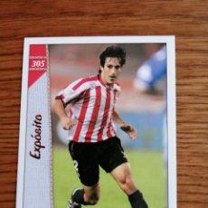 Cromos de Fútbol: MUNDICROMO 2007. ATLETIC DE BILBAO EXPOSITO NÚMERO 305. Lote 288481733