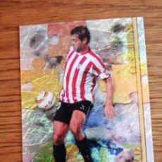 Cromos de Fútbol: MUNDICROMO 2007. ATLETIC DE BILBAO URZAIZ NÚMERO 323. Lote 288481993