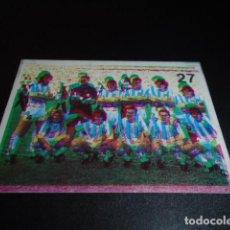 Cromos de Fútbol: ERROR 27 SELECCION EQUIPO ARGENTINA CON MARADONA FIFA WORLD CUP ITALY 90 MUNDIAL ITALIA 1990 REYAUCA. Lote 227673340