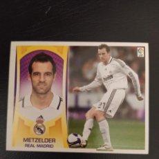 Cromos de Fútbol: METZELDER - REAL MADRID - EDICIONES ESTE LIGA 2009 2010 09 10 SIN PEGAR. Lote 227775470