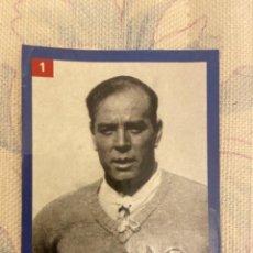 Cromos de Fútbol: ZAMORA MUNDIAL 1934. Lote 227780730