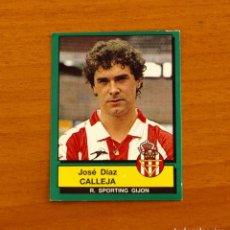 Cromos de Fútbol: SPORTING DE GIJÓN - Nº 282, CALLEJA - FÚTBOL 90 PANINI 1989-1990, 89-90 - NUNCA PEGADO. Lote 227968887